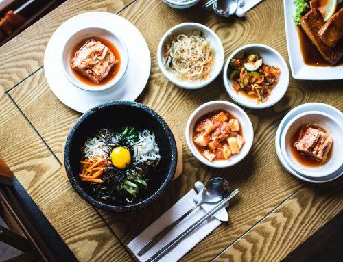 Meal Prep: Korean Bibimbap with Kimchi